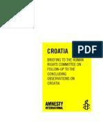 Human Rights Committee Croatia