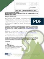 Memorando_Interno_solicitud Obligatorio Del Curso de Humanizacion de Los Servicios de Salud Sena