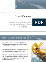 FoundOcean Company Presentation