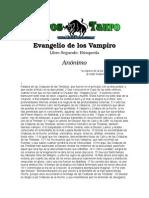 Anonimo - Evangelio Vampirico II