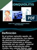 Bronquiolitis Hrdmi El Carmen