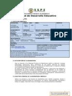 5.3 Silabo Institucional Fms 201302