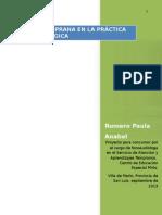 Intervención Temprana en La Atención Fonoaudiológica -Romero Paula
