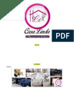 Casa Linda Logos by Navas