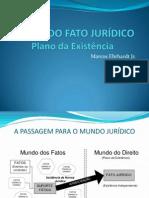 Teoria Do Fato Jurídico Plano Da Existência (Julho 2011)