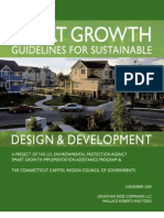 Smart Growth Guidelines for Sustainable Design & Development