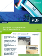 g4 contested planet water conflicts