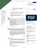 o Que é Determinismo e Possibilismo_ _ Yahoo Respostas