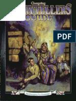 Changeling Storyteller's Guide