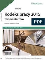 Monitor Prawa Pracy i Ubezpieczeń 2 2015 Kodeks Kadr i Płac