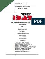 Oferta Exportable (1)