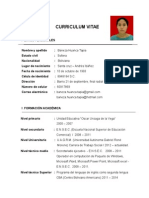 Curriculum Vitae - Baneza h. t.