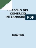 Derecho Del Comercio Internacional