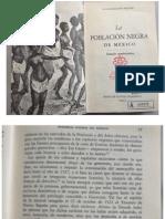 La población negra de México - Gonzalo Aguirre Beltran