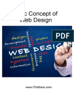 Basic Concept of Web Design