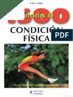 1500 Ejercicios de Condicion Fisica
