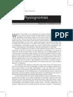 Physiognomies