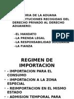 Delitos Aduaneros - Exposicion - Universidad San Juan Bautista