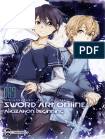 Sword Art Online Vol 9 (Aliciza - Reki Kawahara