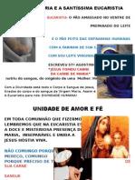 A Virgem Maria e a Santíssima Eucaristia