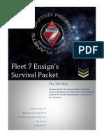Ensigns Manual