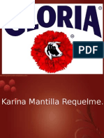 Gloria Diapos Karina Mantilla.