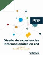 Disenio de Experiencias Informacionales en Red