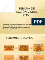 TAV terapia de accion visual