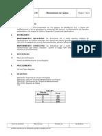 SGI-P-00X Mantenimiento de Equipos Rev.00