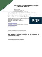051evolução Historica Da Cont. Custo e Gerenciamento de Sistemas