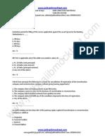 JAIIB LRAB Sample Questions - For Nov 2015 Exam_38