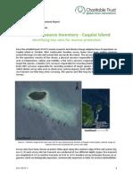 Caqalai Marine Resource Inventory