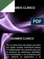 EXAMEN CLINICO periodontal