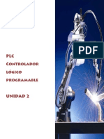 UNIDAD 2. Controlador Lógico Programable PLC(1)