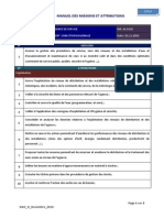Missions Et Attributions Agence Service