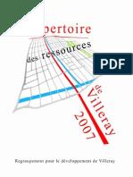 Répertoire de services Montréal (quartier Villeray)