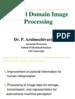 Spatial Processing