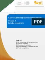 SEP Unidad 3 Manual