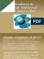 Estandares de Calidad de Agua y Aire v.2