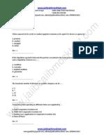 JAIIB LRAB Sample Questions - For Nov 2015 Exam_45