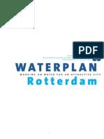 Waterplan Engels