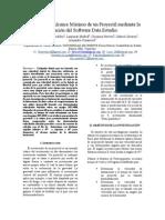 Articulo de Proyectil