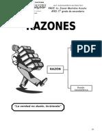 IV Bim - 1er. Año - Arit -  Guía 1 - Razones.doc