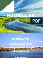 Humedales Ecología.