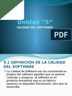 Unidad 5 Software
