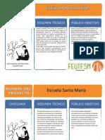 Fichas Presentación FC