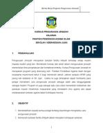 Kertas Kerja Kursus Pengurusan Jenazah