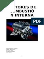 Motores de Combustión Interna