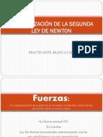 Generalización de La Segunda Ley de Newton