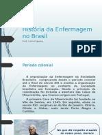 História Da Enfermagem No Brasil